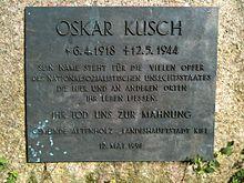 220px-Oskar-Kusch-Gedenktafel